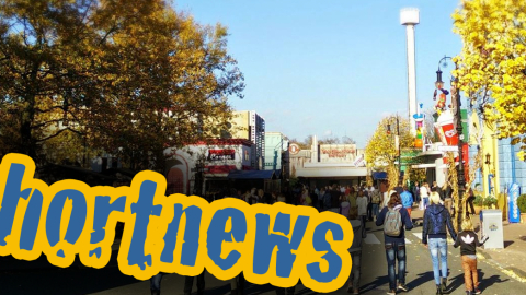 Short-News: So wird 2015 im Movie Park!