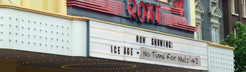 "Neuer 4D-Film: ""Ice Age – No Time For Nuts"""