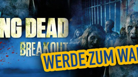"Offenes Casting für ""The Walking Dead Breakout"""