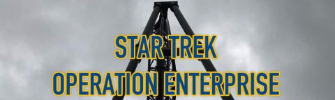 "Soft-Opening von ""Star Trek: Operation Enterprise"""